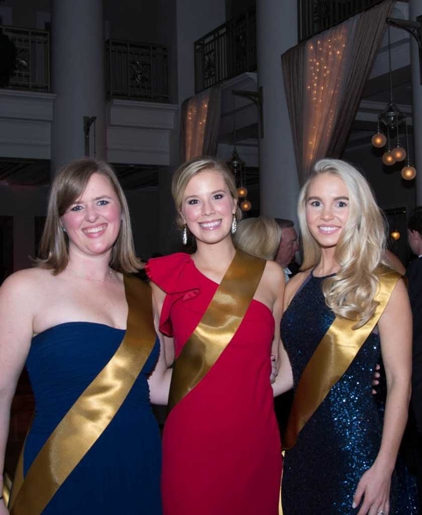 Carell Brown, Katie B Holbrook, Camille Barrett