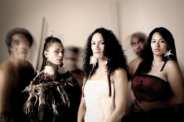Cast ofTroilus and Cressida. Courtesy of Creative New Zealand