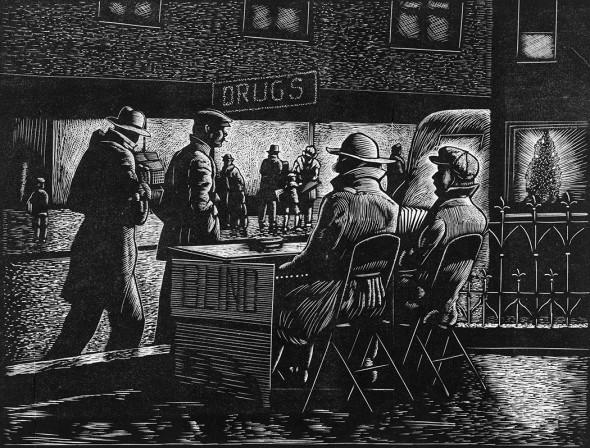 Joy to the World (Street Singers), 1939