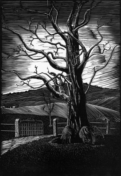 Sentinel by the Gate, 1934