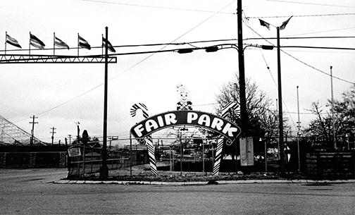 Fair Park, Nashville Fair Grounds, 500 Wedgewood Avenue