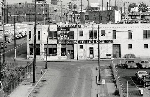 W.T. Stringfellow, 125 12th Avenue North and Grundy
