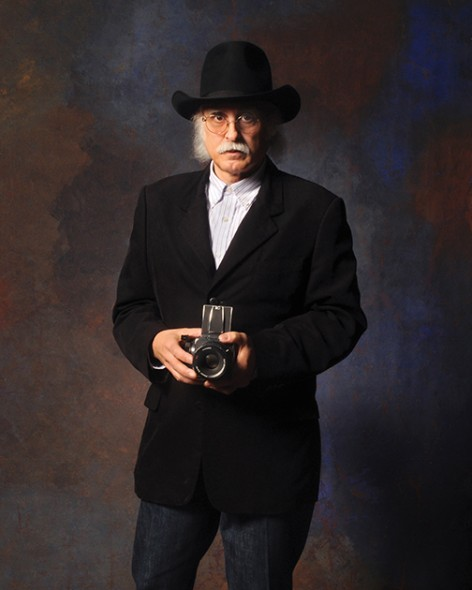 Photographer and Musician Hank DeVito. Photograph by SeÑor McGuire