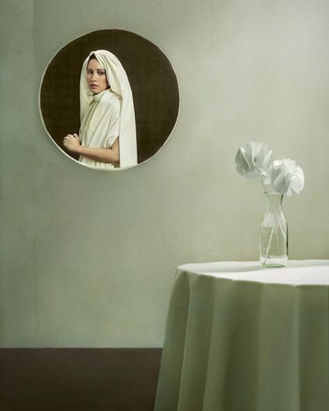 "Kristina Varaksina, Purity, 2014, Archival digital print, 15"" x 12"""