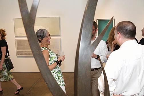 At David Lusk Gallery