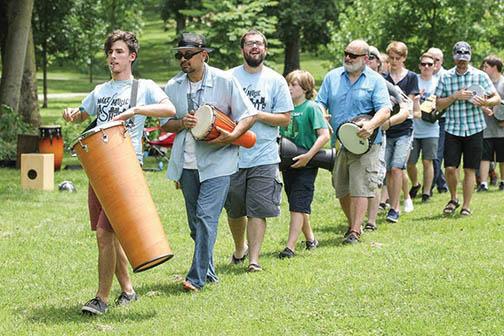 Make Music Day at Sevier Park