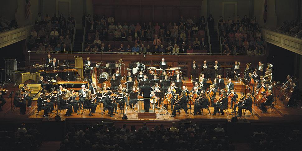 Nashville Symphony Orchestra 2015  16 Classical Season