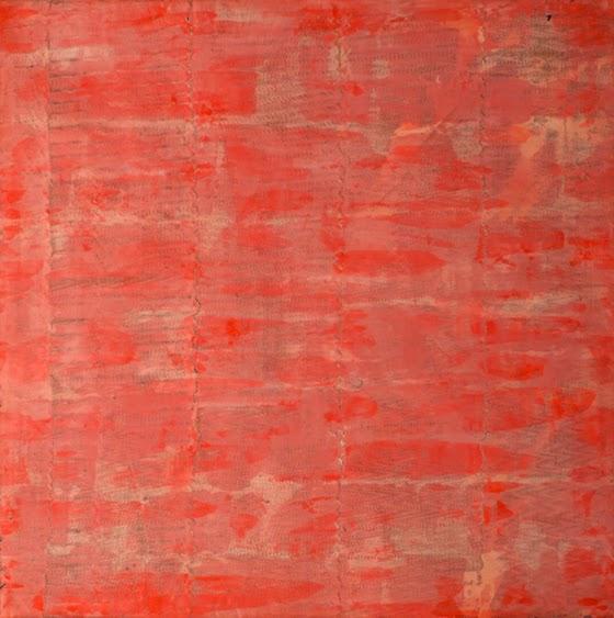 """Warren Greene, Carpet, 2015, Oil on panel, 36"""" x 36"""""""