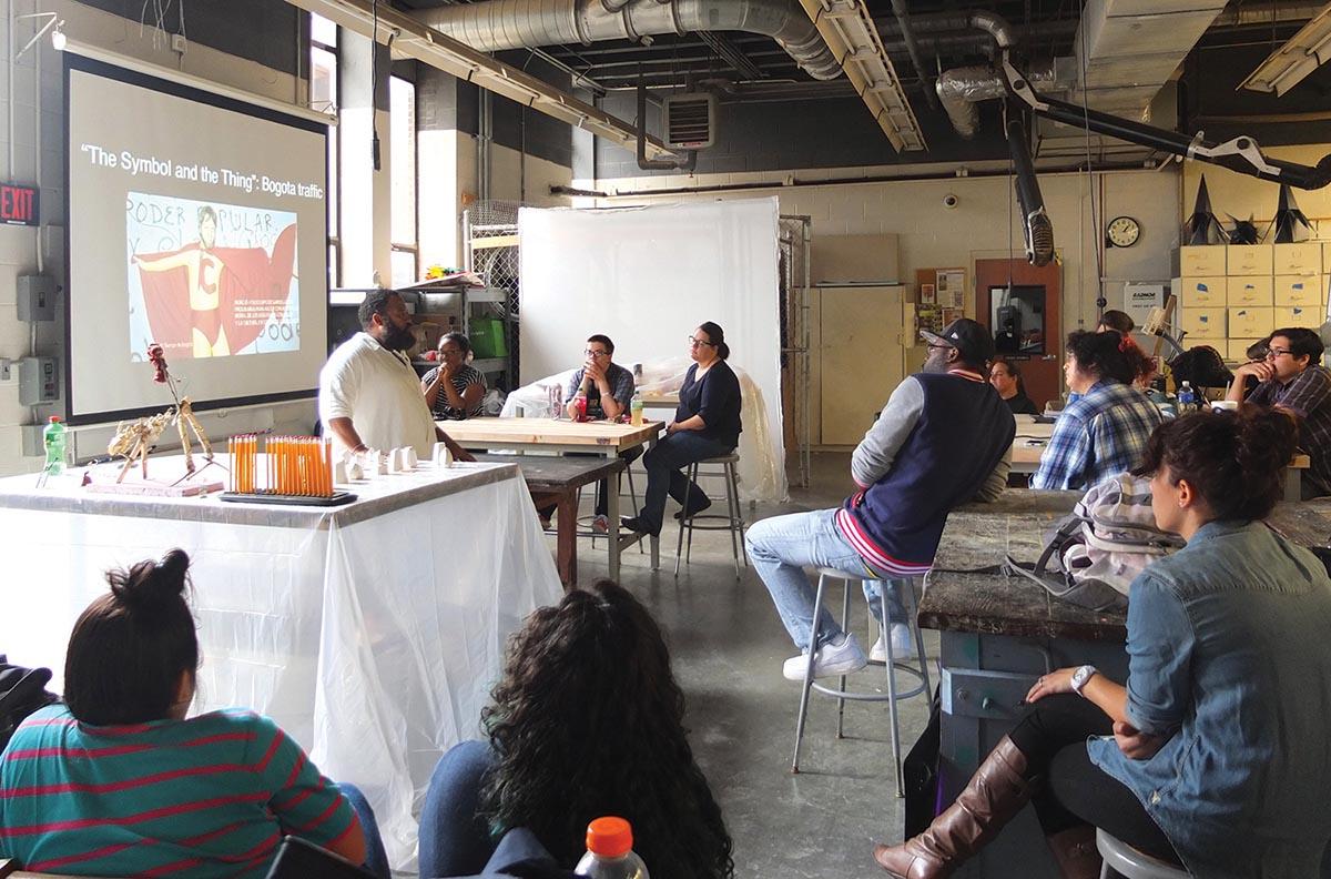 Kenneth Bailey Design Studio For Social Intervention