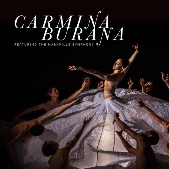 Carmina Burana Graphic. Photo David Bailey