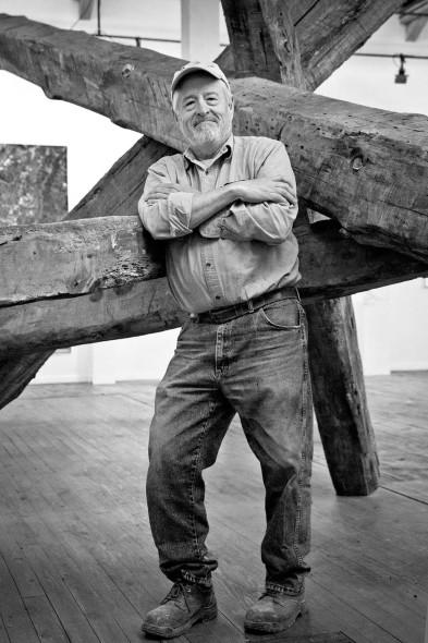 Sculptor John Henry