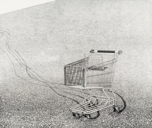 MKempson 'Safeway' etching 2007