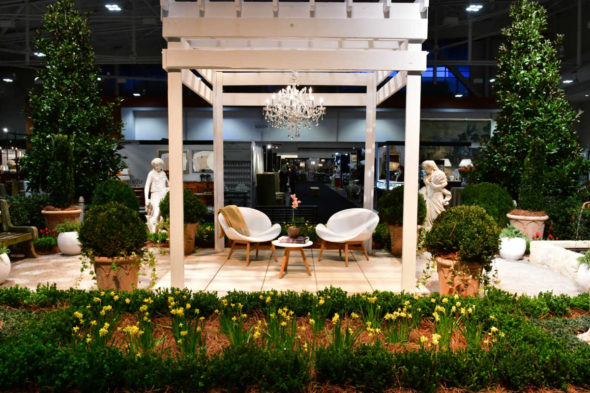 A Peek Inside The 2018 Antiques And Garden Show Of Nashville Show Floor And Tips For Antiquing