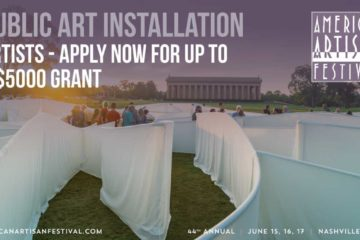 Call For Artists U2014 The American Artisan Festival